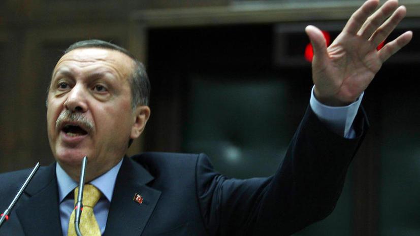 Премьер-министр Турции пригрозил Башару Асаду «Божьей карой»