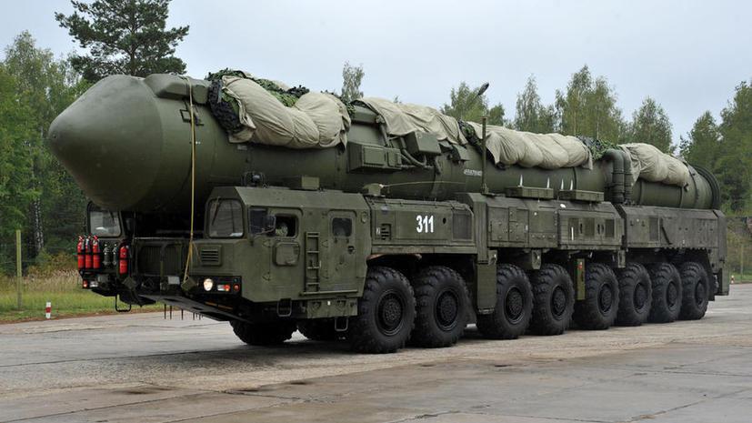 Госдеп США доложил что у России больше ядерных боеголовок чем у Америки