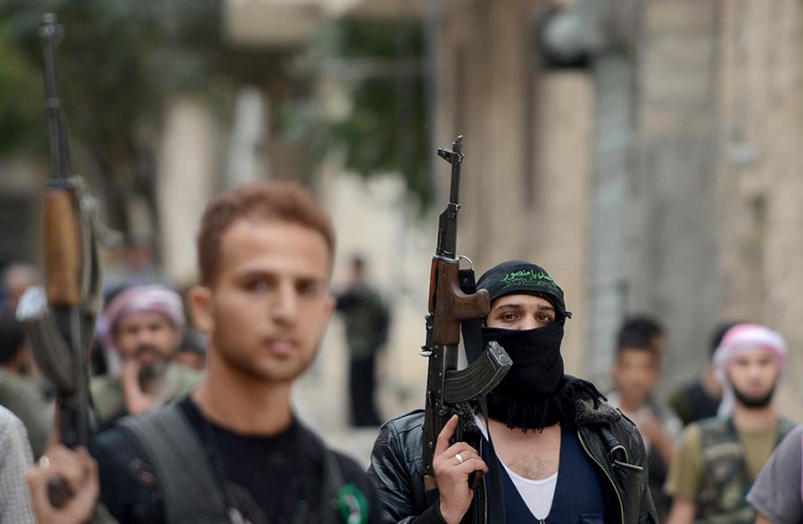 Сирийская оппозиция отказалась от переговоров в Москве