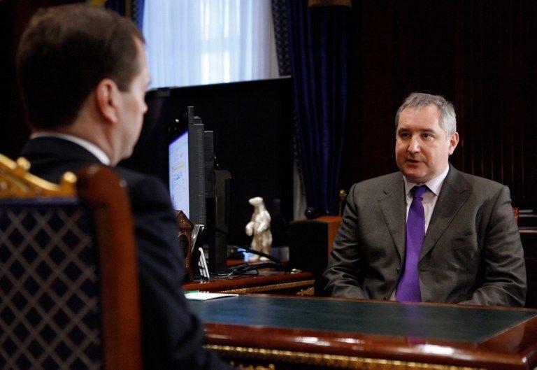 Дмитрий Рогозин: Необходимо создать противоастероидную систему