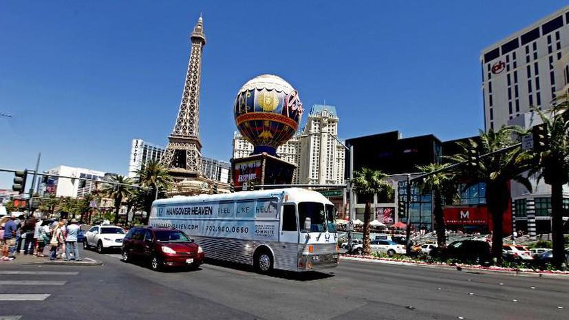 Автобусная терапия: клиника для душевнобольных в Лас-Вегасе избавляется от пациентов