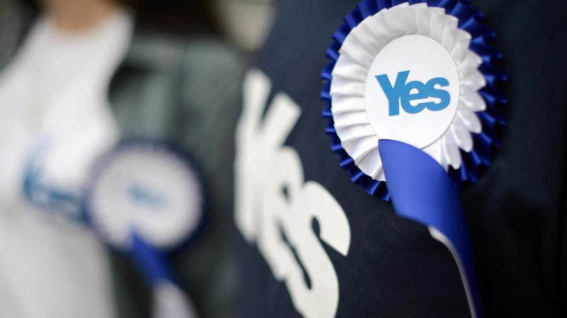 Инвесторы вывели $27 млрд из экономики Британии, опасаясь возможной независимости Шотландии