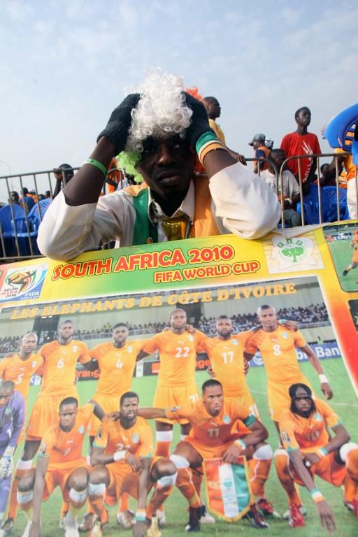 Футболисты из Кот-д'Ивуара сбежали на Украину в поисках лучшей жизни