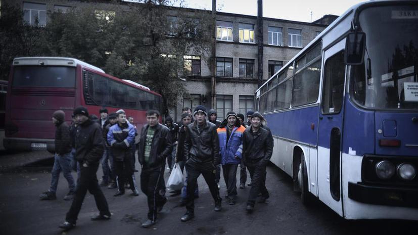 В 2015 году Россия выдаст не более 276 тыс. рабочих виз