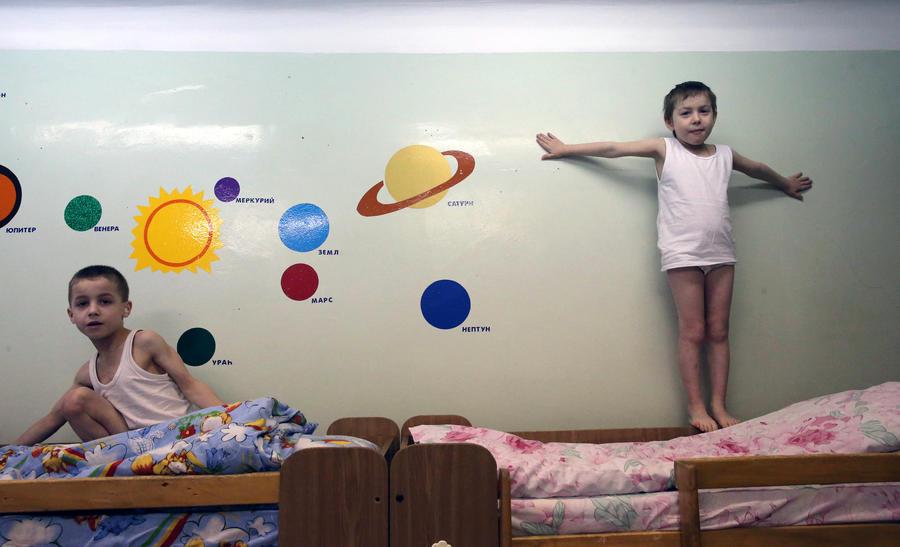 В России дети из детдомов будут ходить в те же школы, что и «домашние» дети