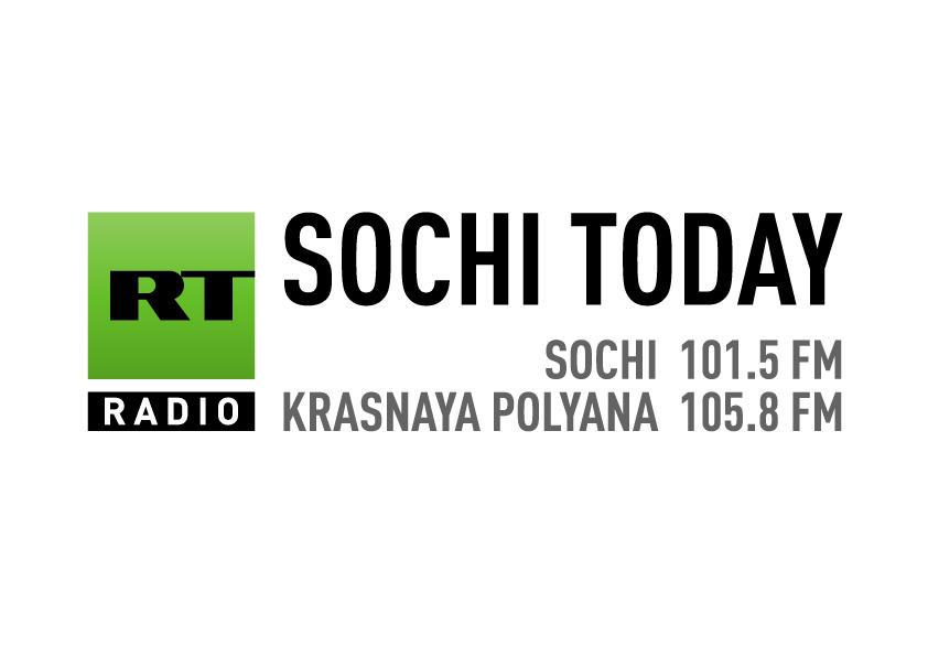 Радиостанция Sochi Today начала вещание на английском языке