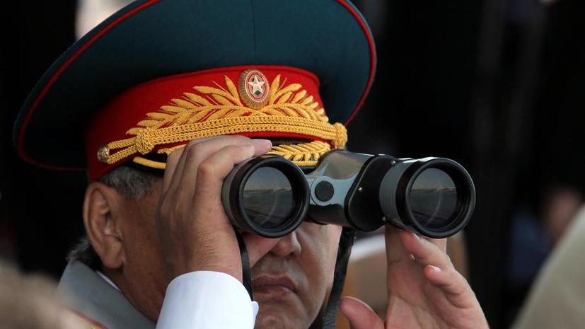 Сергей Шойгу: Россия направит на переоснащение армии Таджикистана $200 млн