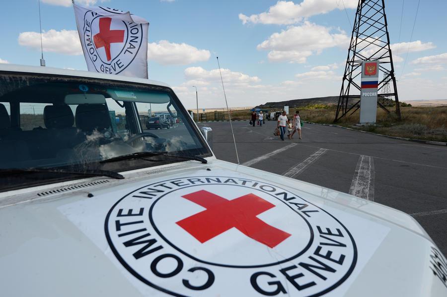 Глава МККК: Красный Крест проводит на Украине одну из самых сложных гуманитарных операций