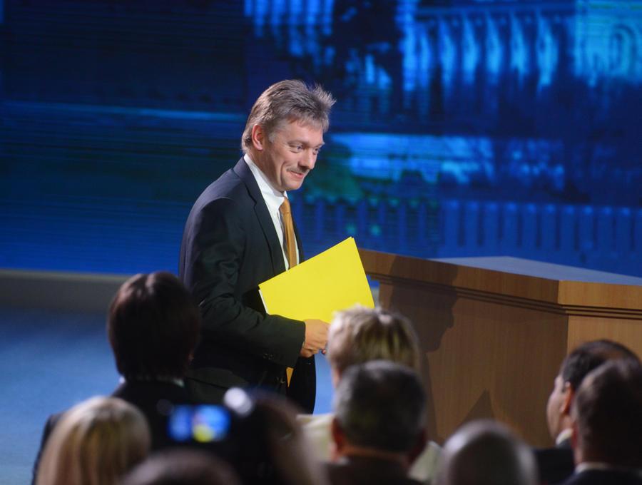 Песков: Кремль внёс корректировки в законопроект о реформе РАН, они носят концептуальный характер