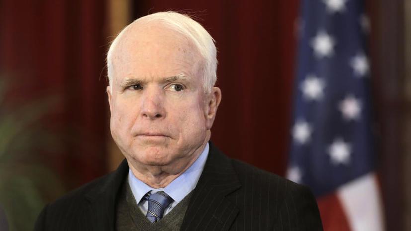 СМИ: На Мюнхенской конференции не поддержали позицию Джона Маккейна по России