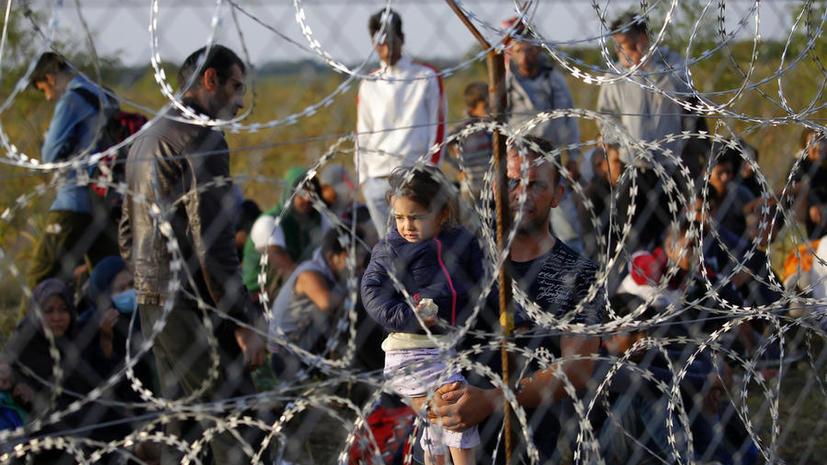 СМИ: Проблемы с беженцами превратили Европу в клуб эгоистов