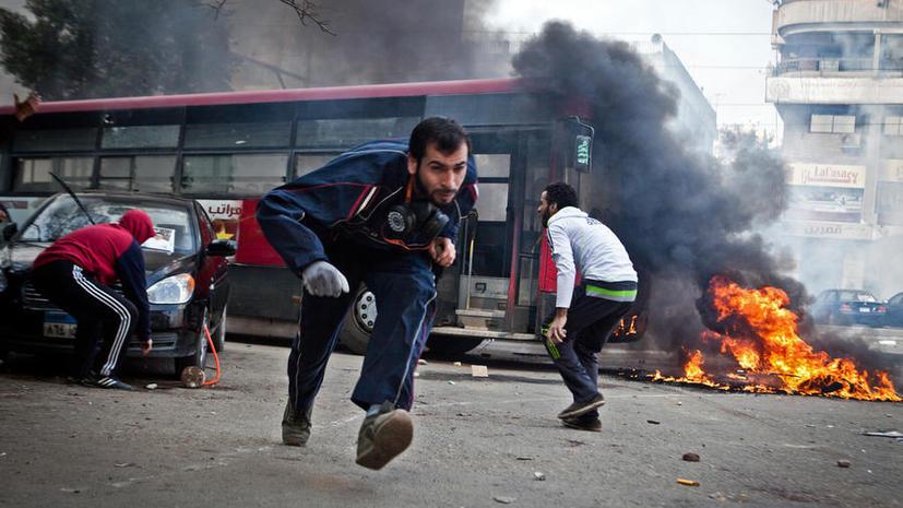 Новые столновения противников и сторонников Мухаммеда Мурси унесли жизни 11 человек