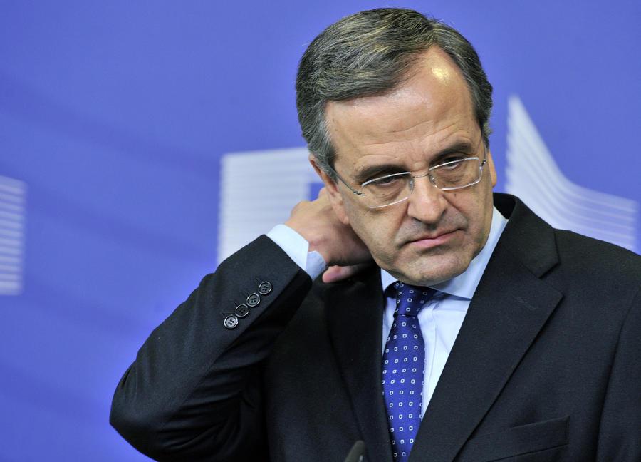 Визит премьер-министра Греции Антониса Самараса в Баку может быть отменён из-за поломки самолёта