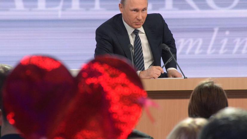 Запретных тем нет: острые вопросы, на которые ответил Владимир Путин