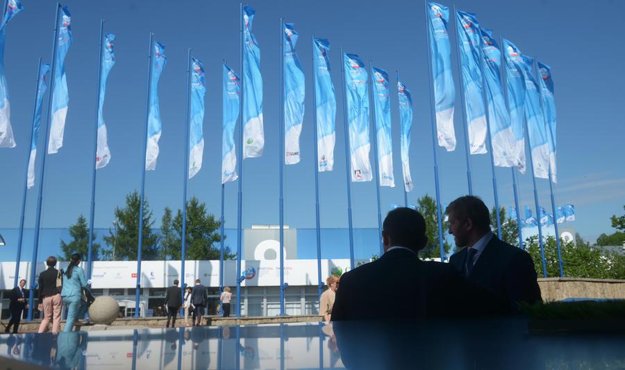 На Петербургском международном экономическом форуме обсудят антикризисную политику