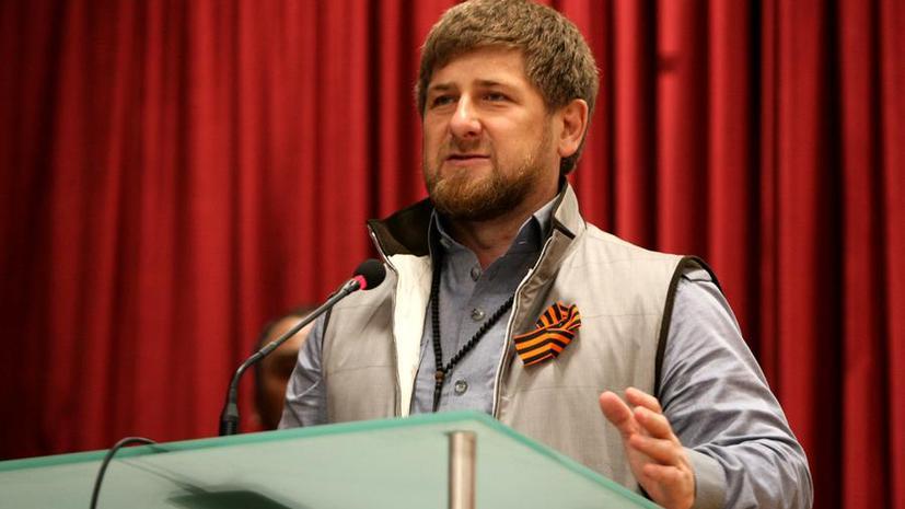 Рамзан Кадыров рассказал, как освобождали репортёров LifeNews