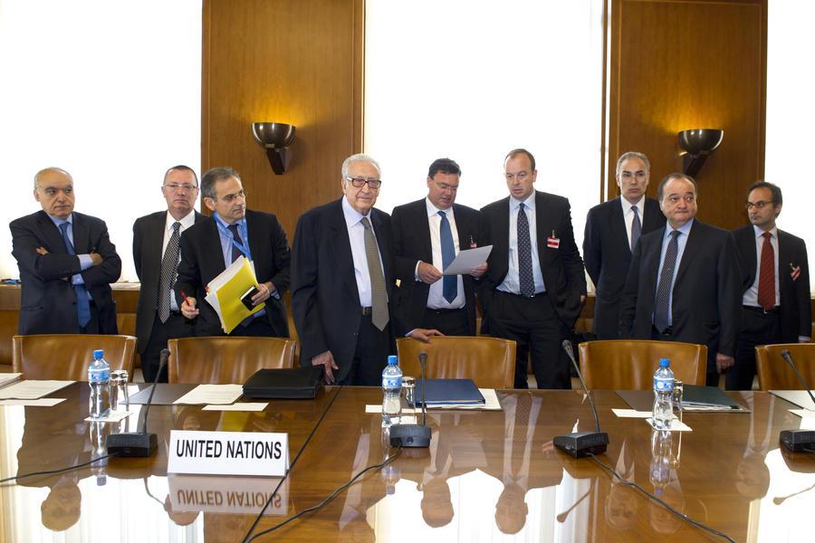 Замглавы МИД РФ встретится с представителями умеренной сирийской оппозиции в Женеве