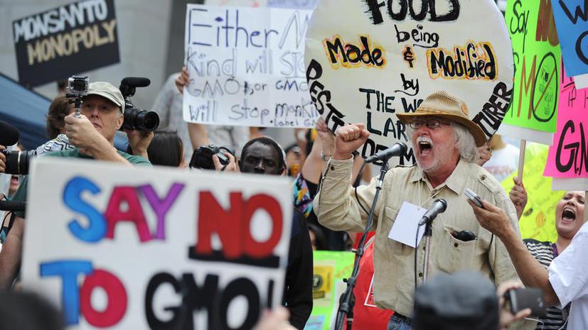 Вермонт стал первым штатом США, принявшим закон об обязательной маркировке ГМО продуктов