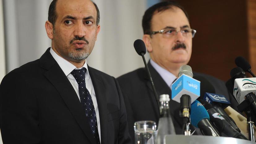 Сирийская оппозиция вновь отказалась от участия в конференции «Женева-2»