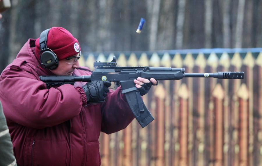 The New York Times: «Калашников» завоёвывает рынок гражданского оружия в США
