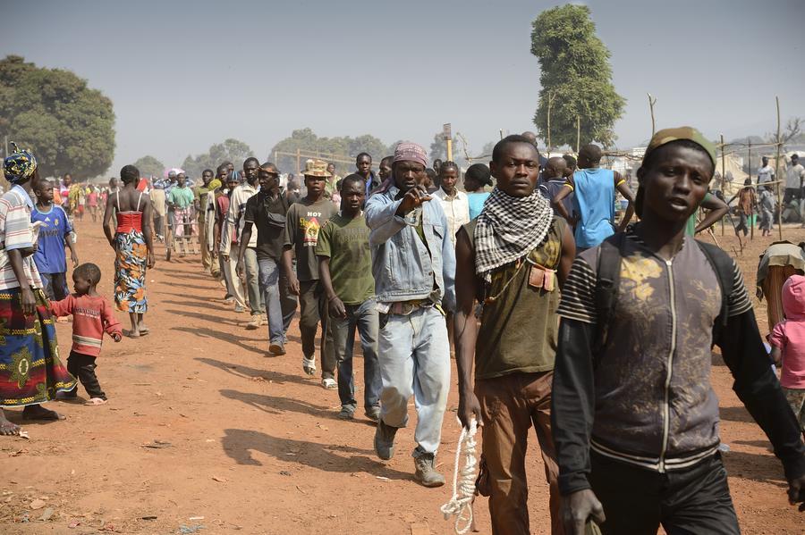 В Центральноафриканской республике началась массовая эвакуация иностранцев