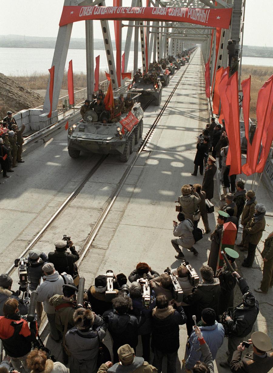 Американцы заинтересовались советским опытом в Афганистане