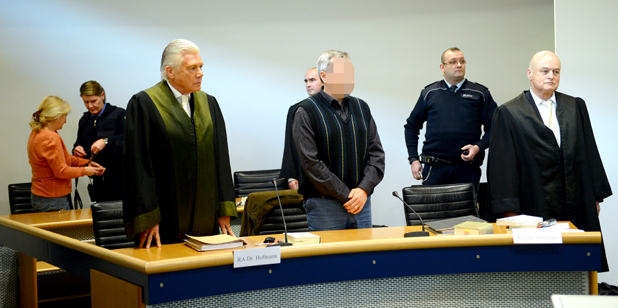 Суд Штутгарта приговорил супругов Аншлаг к тюремному заключению за шпионаж в пользу России