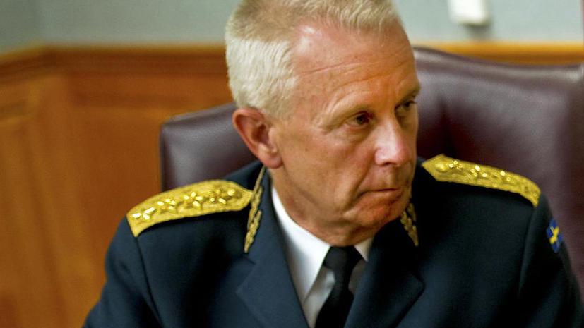 Главком  шведской армии: Без помощи НАТО мы продержимся неделю