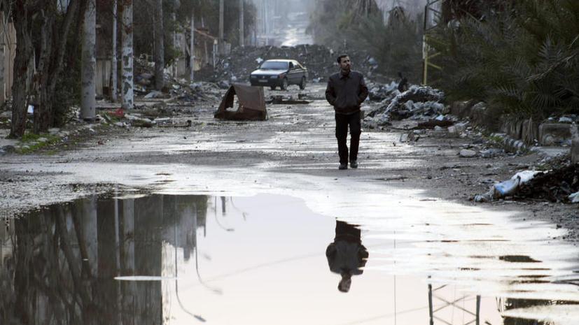 Жертвами гражданской войны в Сирии стали уже 140 тыс. человек