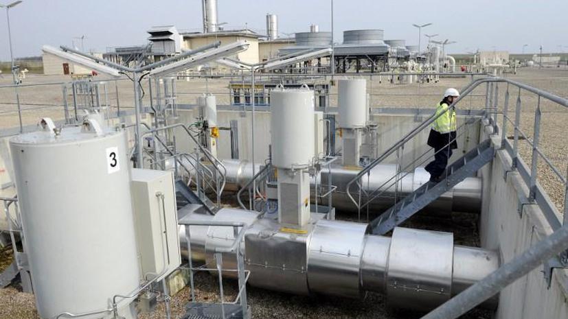 Греческий газ перейдёт под контроль Азербайджана