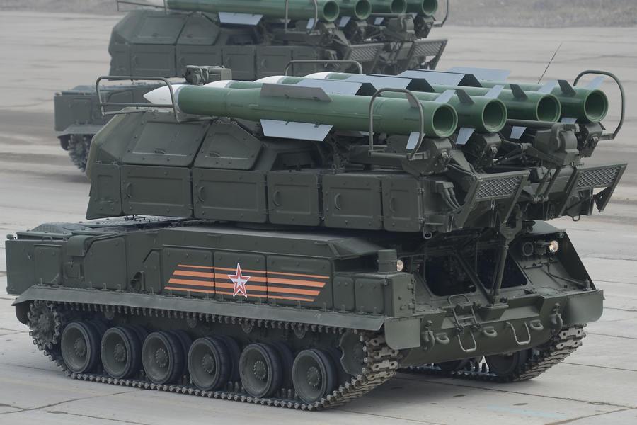 Американские СМИ: Вашингтон испугался «Буков» и принял правила игры России