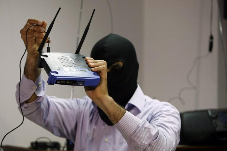Хакеры Anonymous провели 44 млн атак на израильские сайты