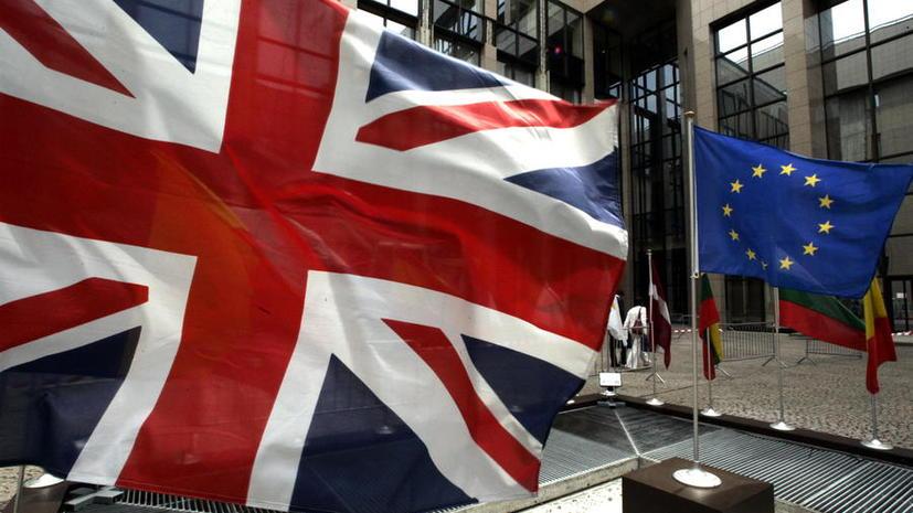 Опрос: Большинство евроскептиков проживает в Великобритании