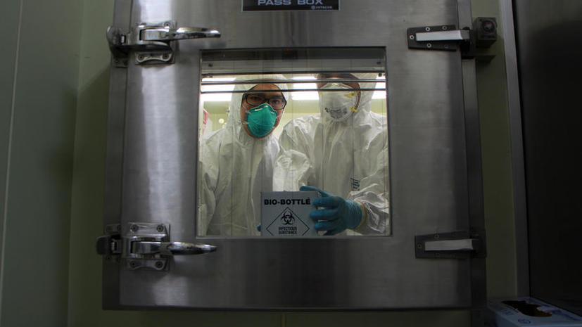 КНР передала России штамм вируса H7N9