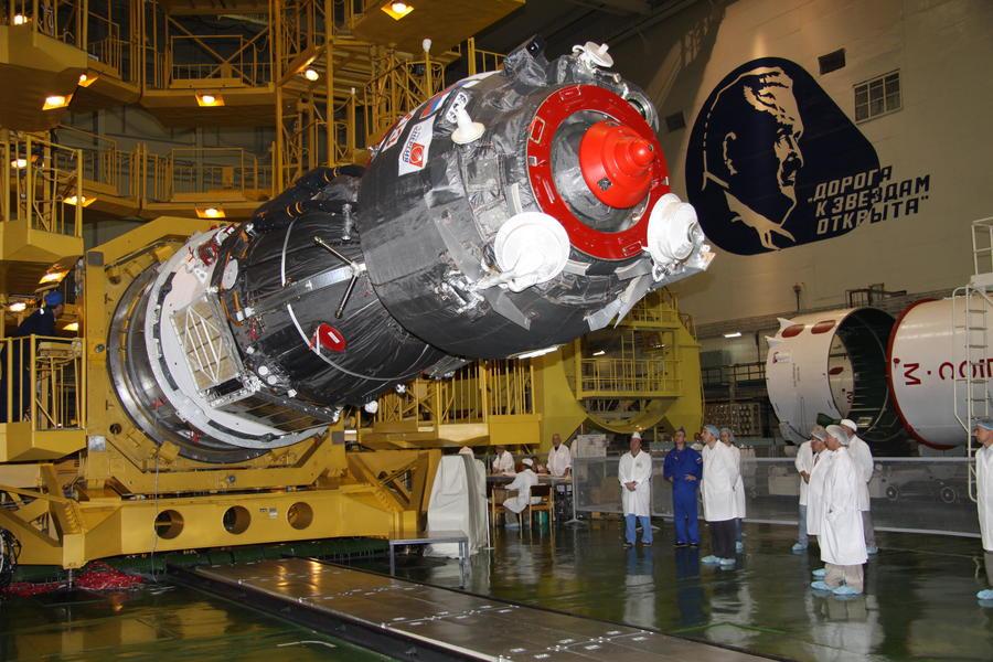 Россия построит орбитальную базу для обслуживания космических кораблей