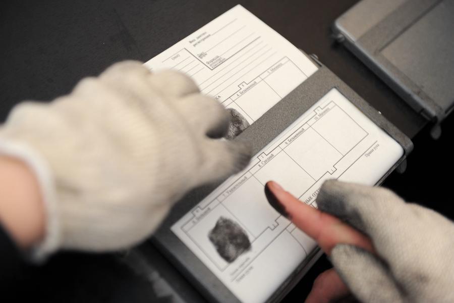 У мигрантов, пересекающих границу с Россией, возьмут отпечатки пальцев