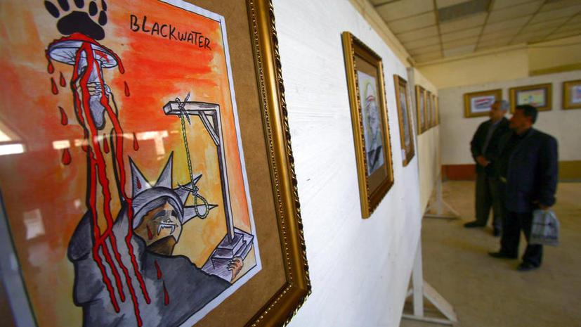 СМИ: Госдеп заплатил Blackwater свыше миллиарда долларов