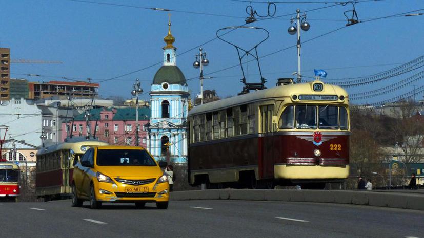 СМИ: На московских мостах оборудуют досмотровые зоны