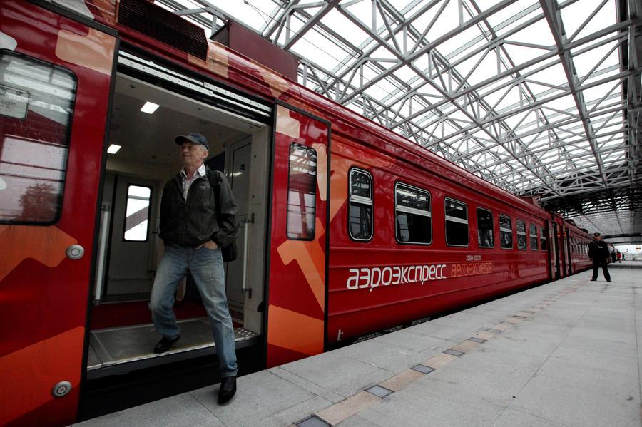 «Аэроэкспресс» отменил несколько рейсов из Москвы в «Домодедово» из-за ДТП
