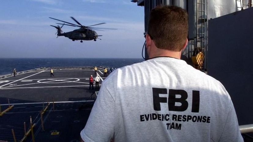 Спецназовцы ФБР, ловившие Царнаевых, выпали из вертолёта и разбились