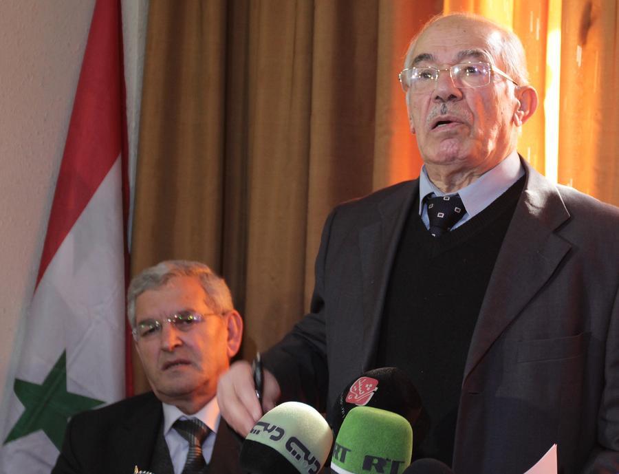 Национальный координационный комитет Сирии не отказывался от участия в «Женеве-2»
