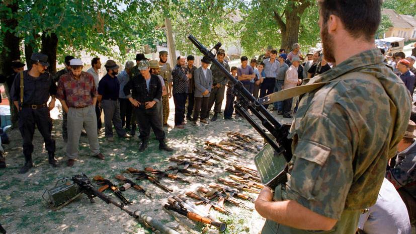 В Чечне уничтожен главарь боевиков по кличке Абу-Муслим