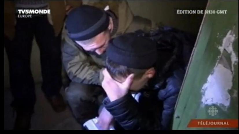Жители Донбасса: Где ваше перемирие, господин Порошенко?