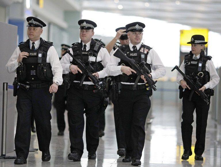 Британским полицейским запретили заходить в Twitter пьяными