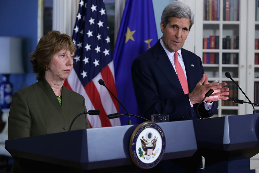 США и ЕС готовы ввести новые санкции против России