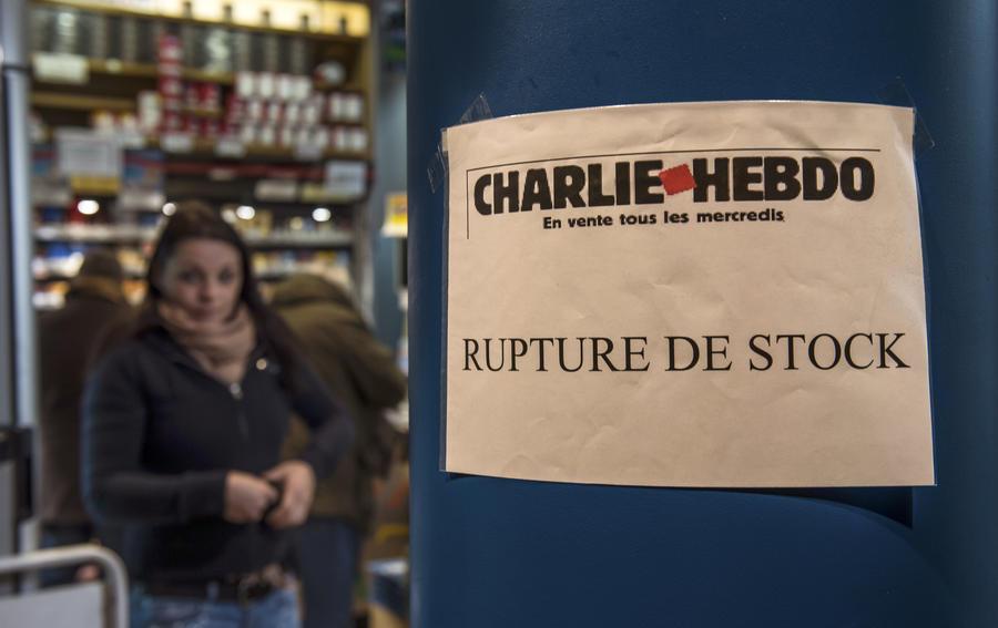 Основатель Charlie Hebdo: В гибели сотрудников виновата политика редактора журнала