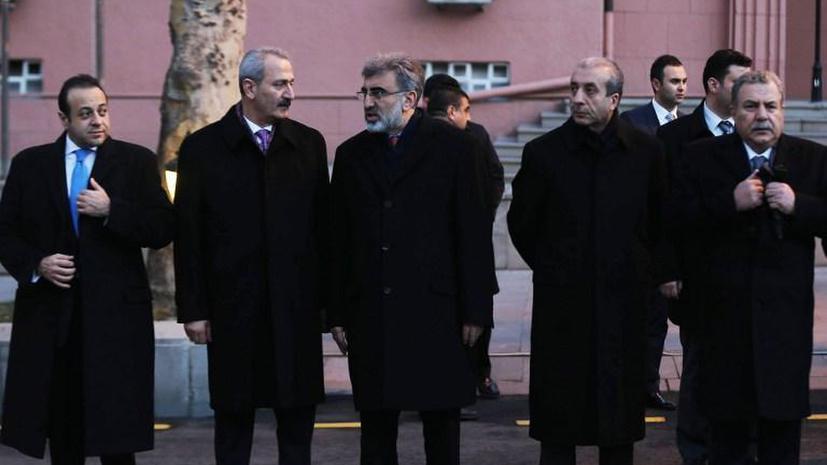 Прокуратура Турции: сыновья министров  в правительстве Эрдогана брали взятки и занимались контрабандой