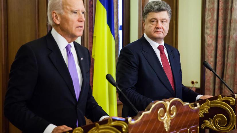 Forbes: Украине стоит перестать изображать из себя принцессу в ожидании рыцаря на белом коне