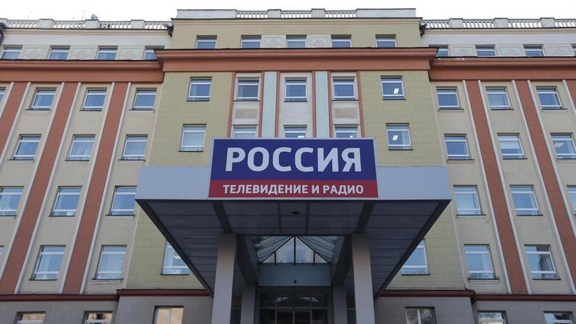 Съёмочная группа ВГТРК задержана военными под Харьковом