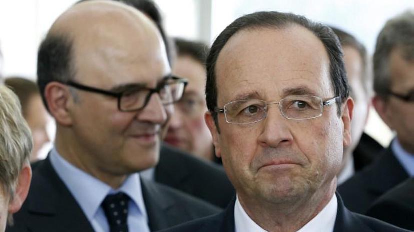 На годовщину президентства Олланд получит в подарок «Провал»